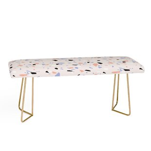 Emanuela Upholstered Bench by East Urban ..