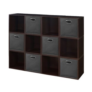 Chastain Storage Cube Unit Bookcase by Rebrilliant Read Reviews