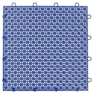 Blue Floor Tiles In Armadillo Floor 1263 Cobalt Blue Tile Wayfair