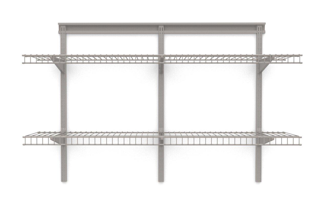 Chicken Wire Wall Shelf | Wayfair