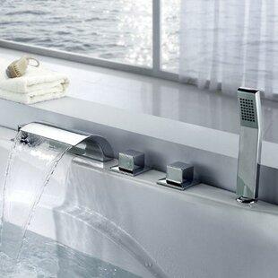 Robinets de baignoire Trous d installation des robinets