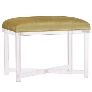 Mazzone Upholstered Bench by Ebern Designs Savings