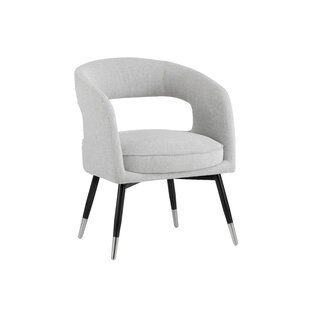 Baily Upholstered Dining Chair by Sunpan Modern