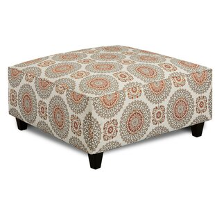 Stewood Cocktail Ottoman by Ebern Designs