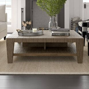 Savannah Brown Coffee Table