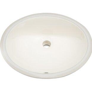 Buying Ceramic Oval Undermount Bathroom Sink with Overflow ByRoyal Purple Bath Kitchen