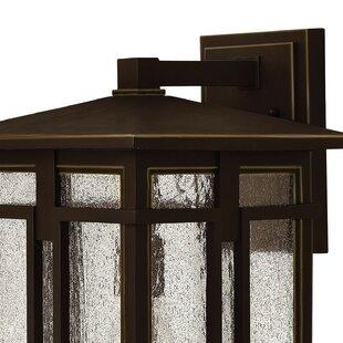 Tucker Outdoor Wall Lantern by Hinkley Lighting
