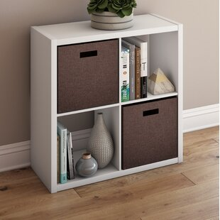 Decorative Cube Bookcase by ClosetMaid
