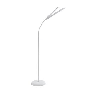 Reviews Double 52 LED Arched Floor Lamp By Daylight Company
