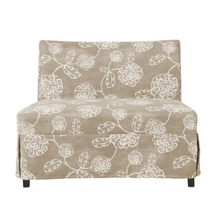 Sangerfield Slipcover Settee by Charlton Home Spacial Price