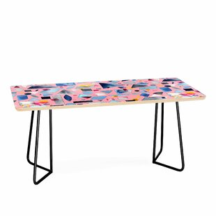 Nicola Design Coffee Table by East Urban Home