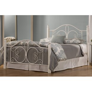 Comparison Antonia Slat Headboard and Footboard by August Grove Reviews (2019) & Buyer's Guide
