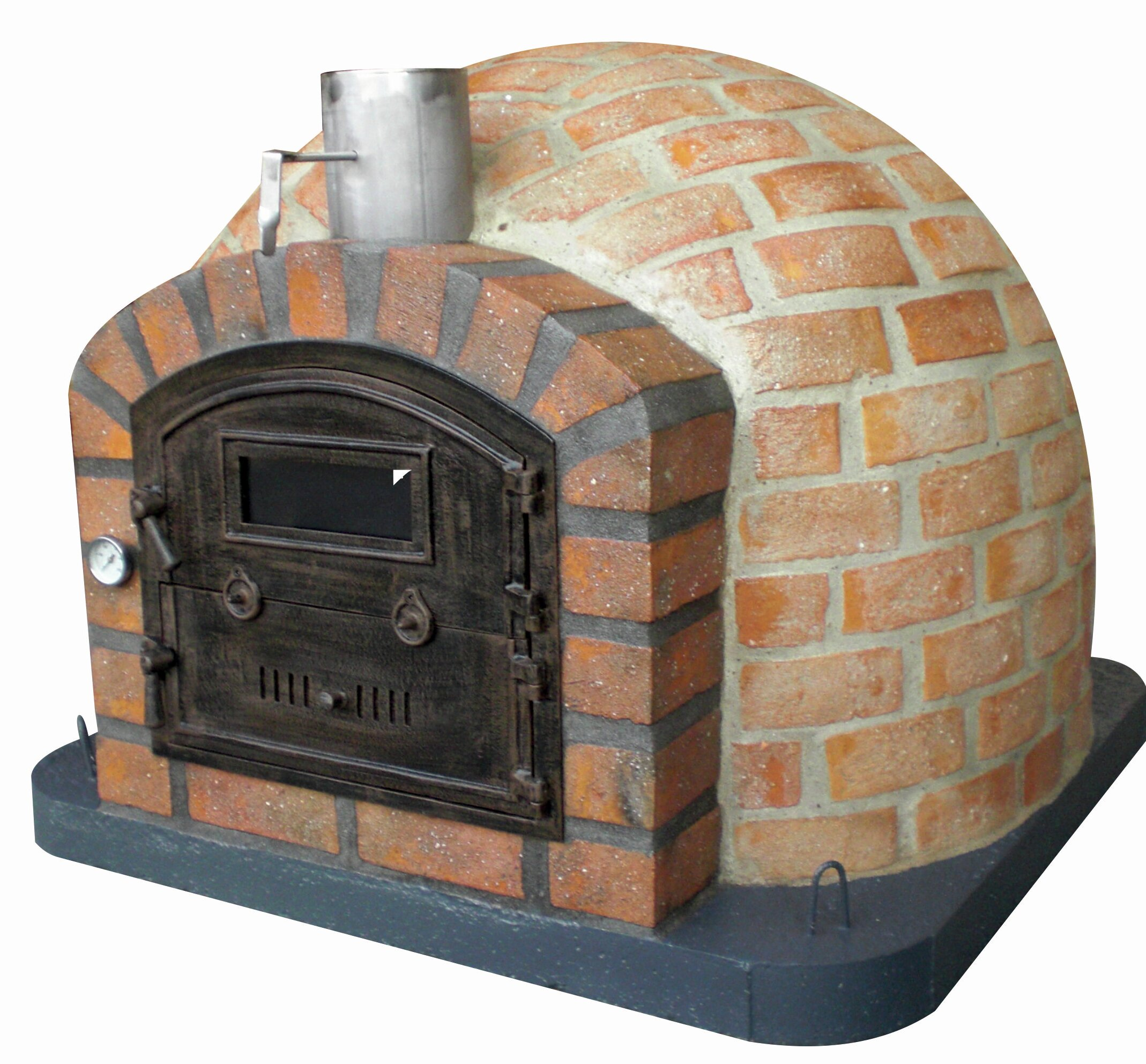 Authentic Pizza Ovens Lisboa Premium Pizza Oven Wayfair