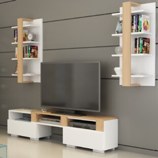 Connerton Multifunctional Entertainment Center for TVs up to 55
