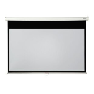 High Contrast Grey 130 inch  diagonal Manual Projection Screen
