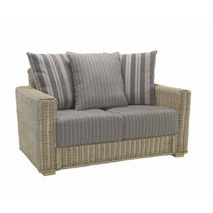 Grafton Conservatory Loveseat by Beachcrest Home