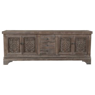 Haroun Mocha Sideboard World Menagerie