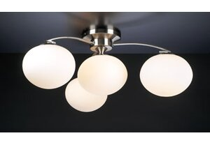 Aosta 4-Light Semi Flush Mount