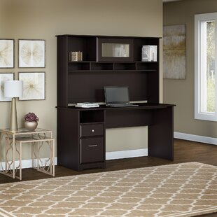 Hillsdale Writing Desk With Hutch by Red Barrel Studio Wonderful