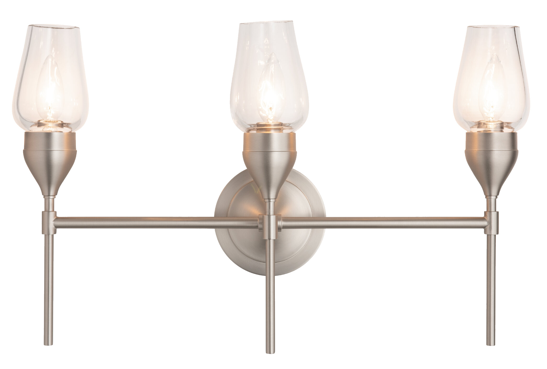 Hubbardton Forge Tulip 3 Light Wallchiere Perigold
