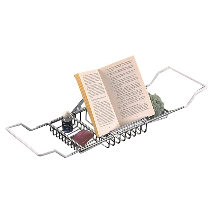 Ely Reading Rack Bath Caddy & Reviews | Joss & Main