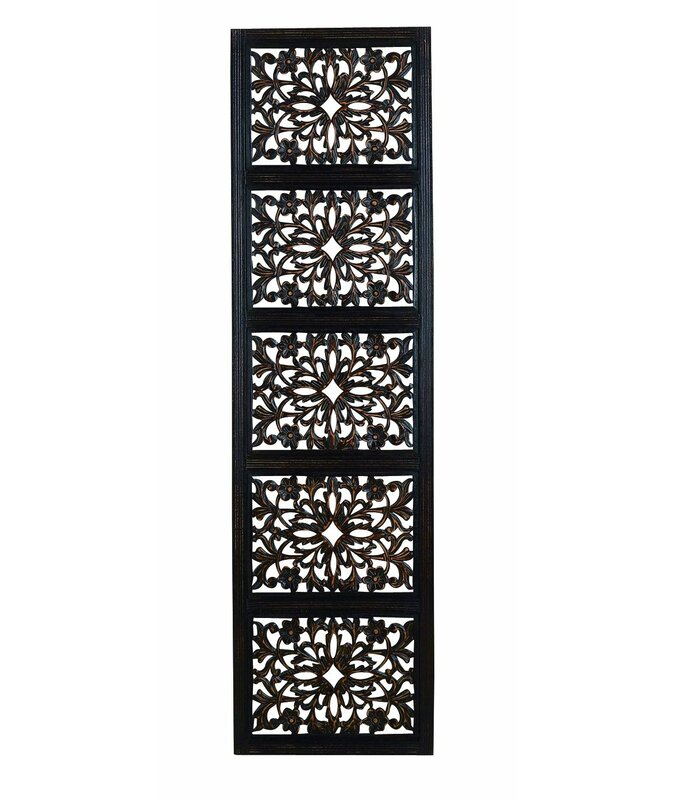 Woodland Imports Hand Carved Wooden Wall D 233 Cor Amp Reviews