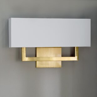 Armbruster 1-Light LED Flush Mount By Orren Ellis