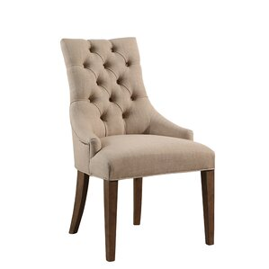 Osterhout Vintage Tufted Arm Chair by One Allium..