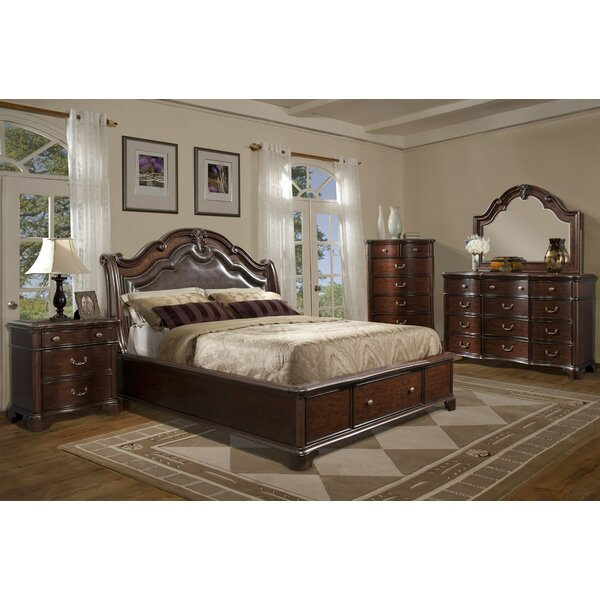 Astoria Grand Alanya Storage Platform Configurable Bedroom