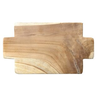 Wood Cutting Board By Casual Elements