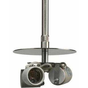 Yatendra 3-Light Sputnik Chandelier by Orren Ellis