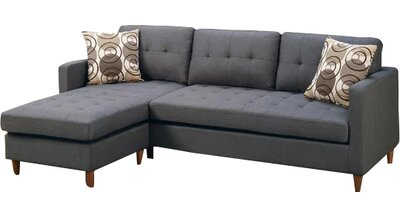 Right Facing Sectional Sofas Joss Amp Main