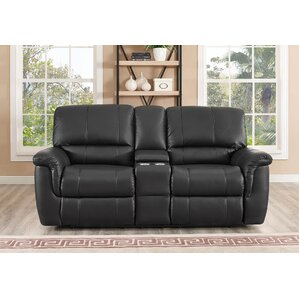 Averill Leather Reclining ..