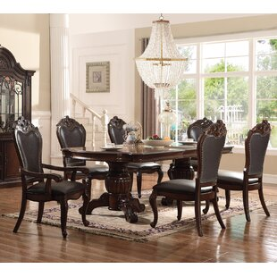 Denver 7 Piece Dining Set Astoria Grand