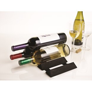 Design Ideas 6 Bottle Tabletop Wine Rack