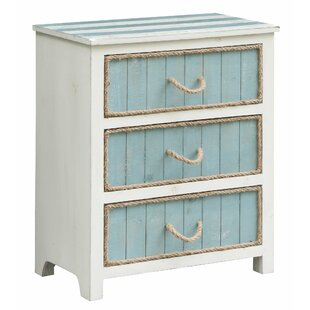 Harrill 3 Drawer Accent Chest ..