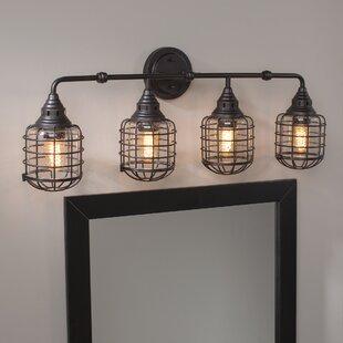 Buy luxury Signorelli 4-Light Vanity Light By Trent Austin Design