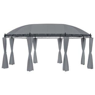 Bonnell 5.5m X 3.5m Steel Patio Gazebo Image