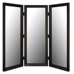 Grissett 3 Panel Room Divider by Charlton Home