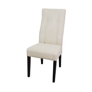 Reviews Riverview Upholstered Dining Chair by Ebern Designs Reviews (2019) & Buyer's Guide