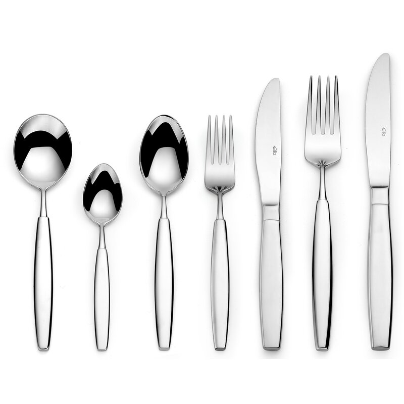 Marina 44 Piece 1810 Stainless steel Cutlery Set, Service for 6
