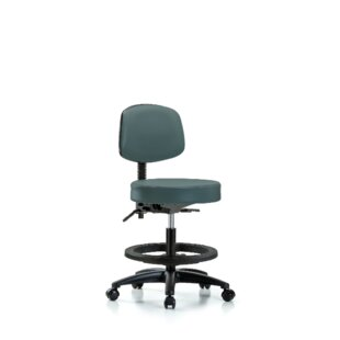 Saige Bench Height Adjustable Lab Stool