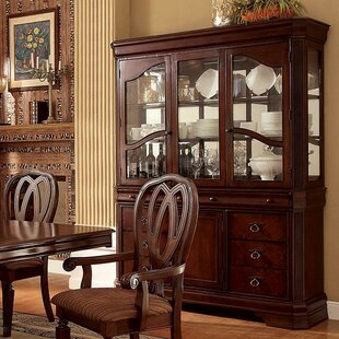 Astoria Grand Skaggs China Cabinet