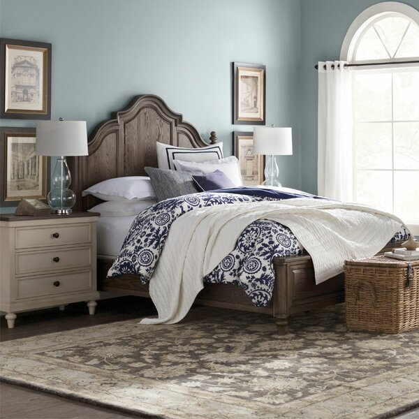 Pleasant Farmhouse Rustic Bedroom Furniture Birch Lane Beutiful Home Inspiration Ommitmahrainfo