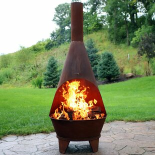 Foundry Select Arneson Steel Wood Burning..