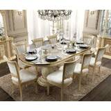 Gary 9 Piece Extendable Dining Set by Rosdorf Park