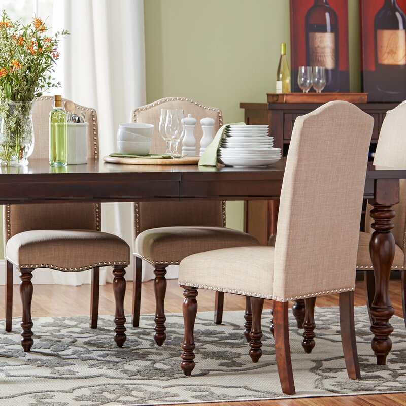 Three Posts Lanesboro Extendable Dining Table & Reviews | Wayfair