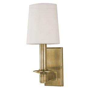 Klingler 1 Light Wall Sconce