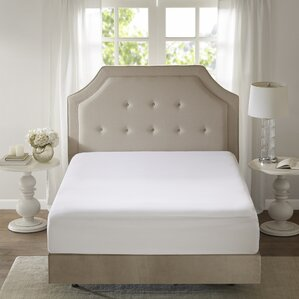 Hypoallergenic Mattress Protector by Alwyn Home