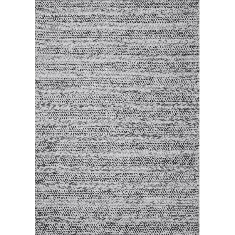 Mercury Row Creswell Striped Handwoven